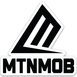 MTNMOB decal 3x3