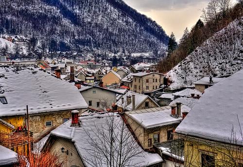 Trzic Slovenia