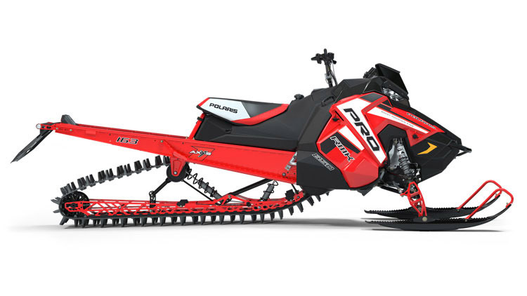 Polaris Pro 850 Patriot