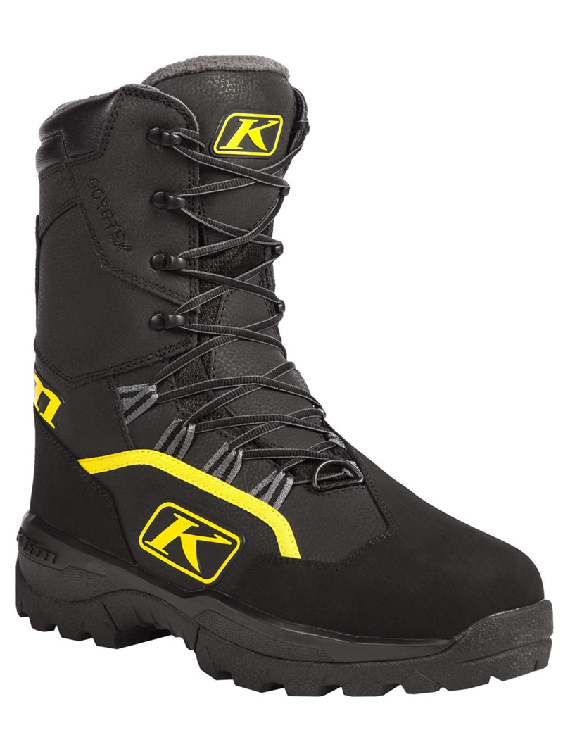 best snowmobiling boots Klim