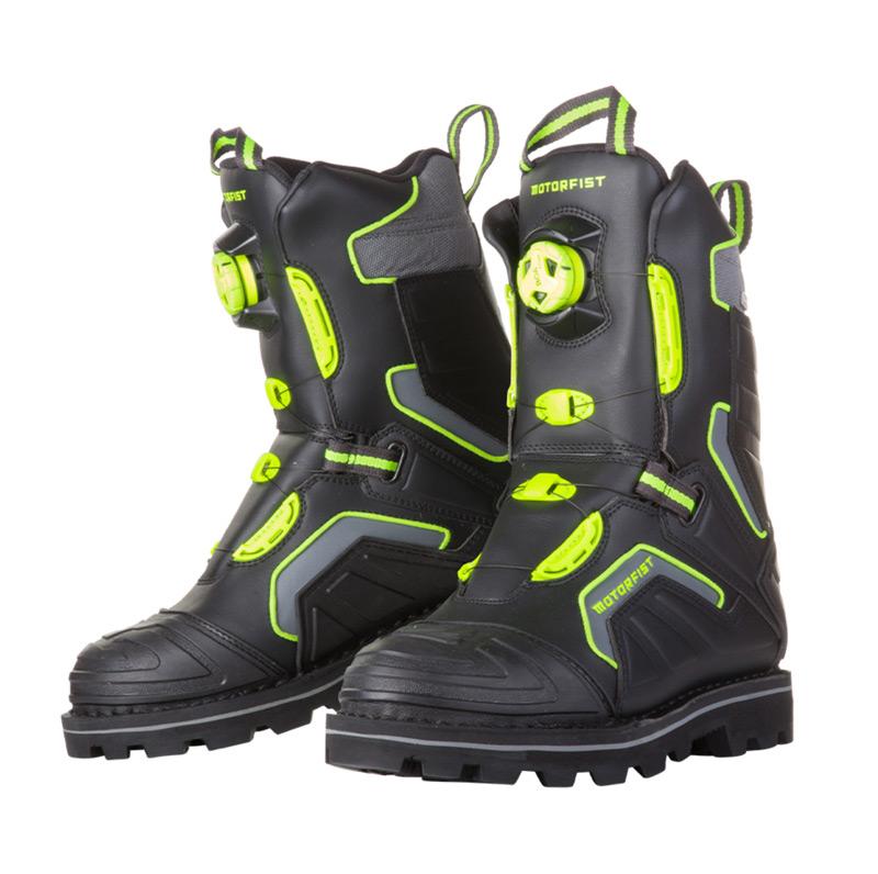 Best Motorfist snowmobile boots