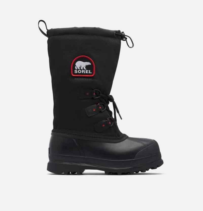 best sorel snowmobile boots