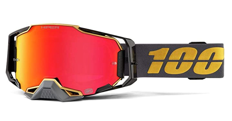 best snowmobile goggles 100percent